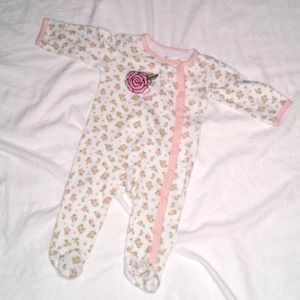 Betsey Johnson baby girl 9 months one piece